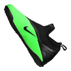 Buty piłkarskie Nike Phantom Vsn 2 Academy Df Tf Jr CD4078-306 zielone wielokolorowe 5