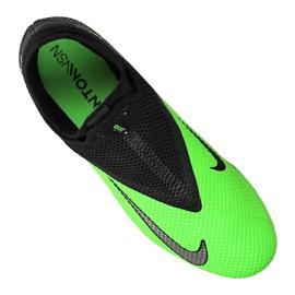 Buty piłkarskie Nike Phantom Vsn 2 Academy Df Ag M CD4155-306 zielone wielokolorowe 4