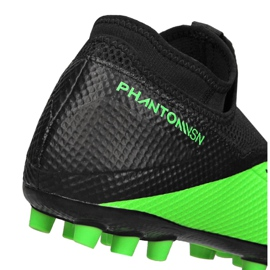 Buty piłkarskie Nike Phantom Vsn 2 Academy Df Ag M CD4155-306 zielone wielokolorowe 5