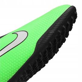 Buty piłkarskie Nike React Phantom Vsn 2 Pro Df Tf M CD4174-036 wielokolorowe zielone 1