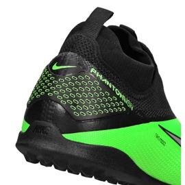 Buty piłkarskie Nike React Phantom Vsn 2 Pro Df Tf M CD4174-036 wielokolorowe zielone 2