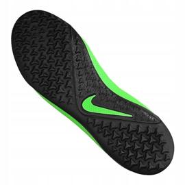 Buty piłkarskie Nike React Phantom Vsn 2 Pro Df Tf M CD4174-036 wielokolorowe zielone 4