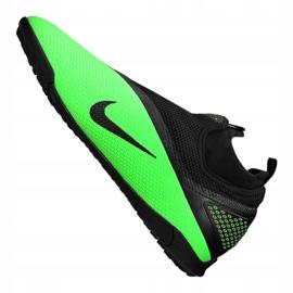 Buty piłkarskie Nike React Phantom Vsn 2 Pro Df Tf M CD4174-036 wielokolorowe zielone 5