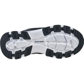 Buty Skechers I-Conik W 88888250-NVBL białe granatowe 3
