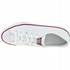 Buty Converse Ct All Star Dainty Ox W 564981C białe 2