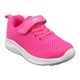 Befado obuwie dziecięce 516Y044 różowe 3