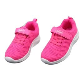 Befado obuwie dziecięce 516Y044 różowe 5
