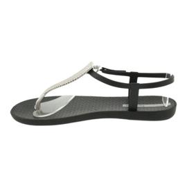 Sandałki japonki Ipanema 82862 czarne 1