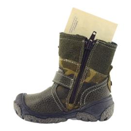 Kozaczki buty dziecięce Bartek 91543 moro 2