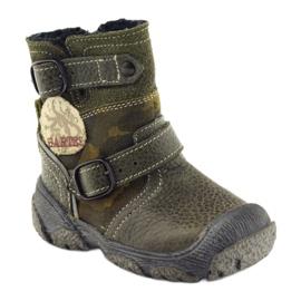 Kozaczki buty dziecięce Bartek 91543 moro 1
