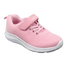 Befado obuwie dziecięce 516X045 różowe 2