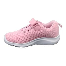 Befado obuwie dziecięce 516Y045 różowe 4