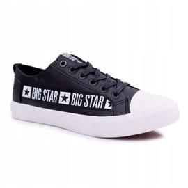 Trampki Męskie Big Star Czarne EE174069 4