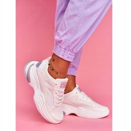 PS1 Sportowe Damskie Buty Kolorowe Białe Pinner wielokolorowe 1