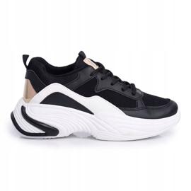 SEA Sportowe Damskie Buty Kolorowe Czarne Pinner białe wielokolorowe 7
