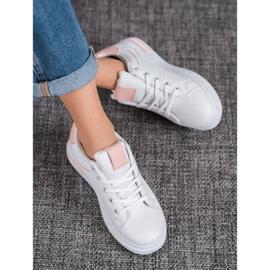 Weide Sneakersy Z Eko Skóry 2