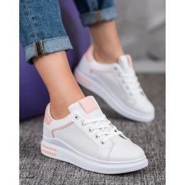 Weide Sneakersy Z Eko Skóry 1