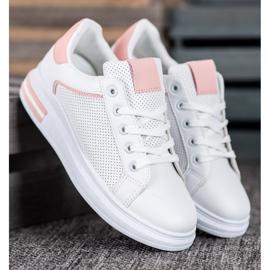 Weide Sneakersy Z Eko Skóry 3