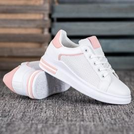 Weide Sneakersy Z Eko Skóry 4