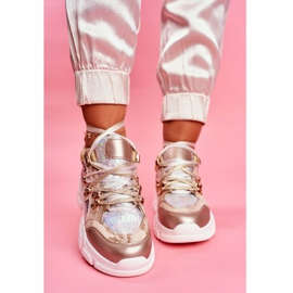 Moow Sportowe Damskie Buty Sneakersy Totally Crazy 2