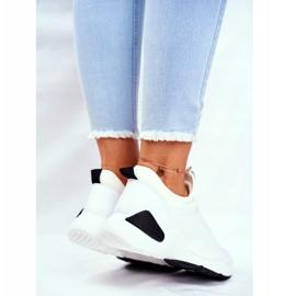 BUGO Sportowe Damskie Buty Czarno Białe Fellen czarne 3