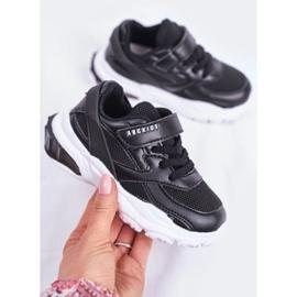 ABCKIDS POLAND Sp. z o.o. Sportowe Buty Dziecięce Czarne Abckids B933204077 2