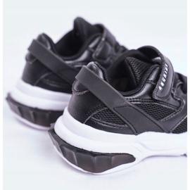 ABCKIDS POLAND Sp. z o.o. Sportowe Buty Dziecięce Czarne Abckids B933204077 3