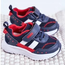 Sportowe Buty Dziecięce Granatowe ABCKIDS B933104083 1