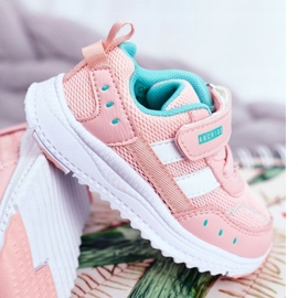 ABCKIDS POLAND Sp. z o.o. Sportowe Buty Dziecięce Różowe Abckids B933104083 3