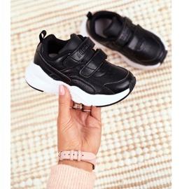 ABCKIDS POLAND Sp. z o.o. Sportowe Buty Dziecięce Młodzieżowe Czarne Abckids B013310212 3