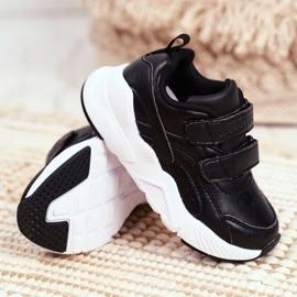 ABCKIDS POLAND Sp. z o.o. Sportowe Buty Dziecięce Młodzieżowe Czarne Abckids B013310212 2