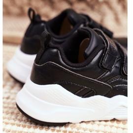 ABCKIDS POLAND Sp. z o.o. Sportowe Buty Dziecięce Młodzieżowe Czarne Abckids B013310212 4