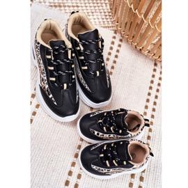 FRROCK Sportowe Buty Dziecięce Czarne Dante 5