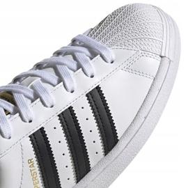 Buty adidas Superstar W FV3284 białe 3
