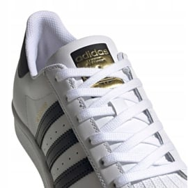 Buty adidas Superstar W FV3284 białe 5