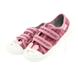 Befado obuwie dziecięce  907P109 różowe 1