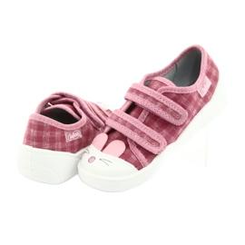 Befado obuwie dziecięce  907P109 różowe 2