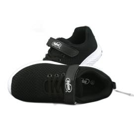 Befado obuwie dziecięce 516X048 czarne 4