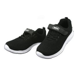 Befado obuwie dziecięce 516X048 czarne 3