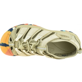 Sandały Keen Newport H2 Jr 1022837 beżowy 2