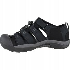 Sandały Keen Newport H2 Jr 1022838 czarne 1
