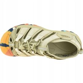 Sandały Keen Newport H2 Jr 1022851 beżowy 2
