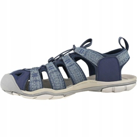 Sandały Keen Clearwater Cnx M 1022962 niebieskie 1