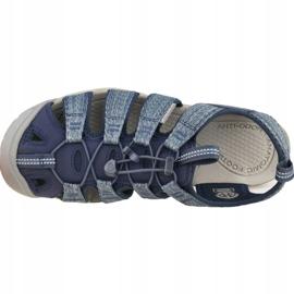 Sandały Keen Clearwater Cnx M 1022962 niebieskie 2