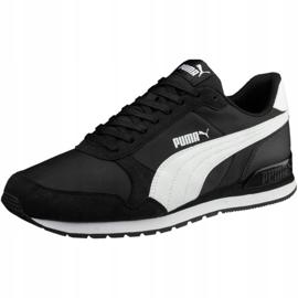 Buty Puma St Runner v2 Nl M 365278 01 czarne 2
