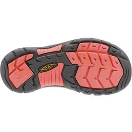 Sandały Keen Newport H2 Jr 1014267 różowe 3