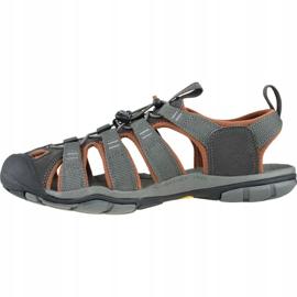 Sandały Keen Clearwater Cnx M 1014456 brązowe 1