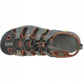 Sandały Keen Clearwater Cnx M 1014456 brązowe 2