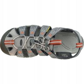 Sandały Keen Clearwater Cnx M 1018497 szare 2