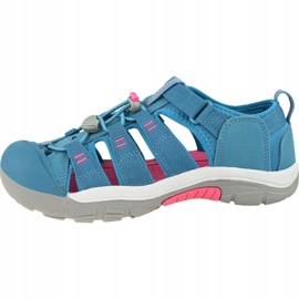 Sandały Keen Newport H2 Jr 1020362 niebieskie 1